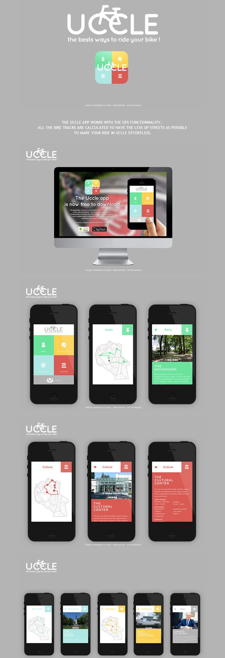 Digital // Smartphone Application