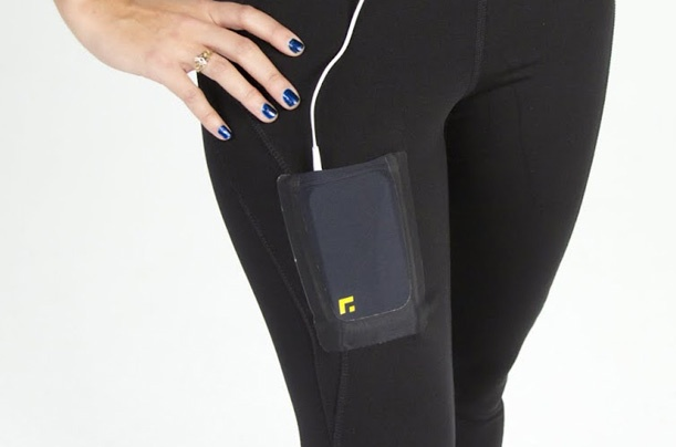 Underfuse Performance Pocket - Fashionable, High-Tech Athletic Gear - TIME