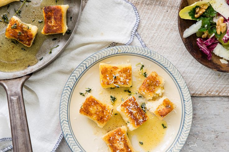 Thyme gnocchi for lunch | Lord Howe Island