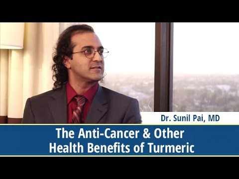 "In this video, cancer researcher Ty Bollinger speaks with Dr. Sunil Pai, Integrative Medicine Physician about the many anti-cancer and health benefits of turmeric and curcumin. The full interview with Dr. Pai is part of ""The Quest For The Cures Continues"" docu-series. Click through to watch & please re-pin to help us educate others! // The Truth About Cancer"
