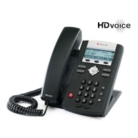 Polycom® SoundPoint® IP 335  Polycom® SoundPoint® IP 335 Entry level IP phone supported with Polycom HD Voice™ technology