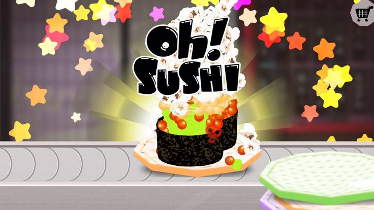 Play Sushi Kitchen Baby Game - TO-FU Oh!SUSHI