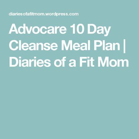 10 day detox cleanse pdf