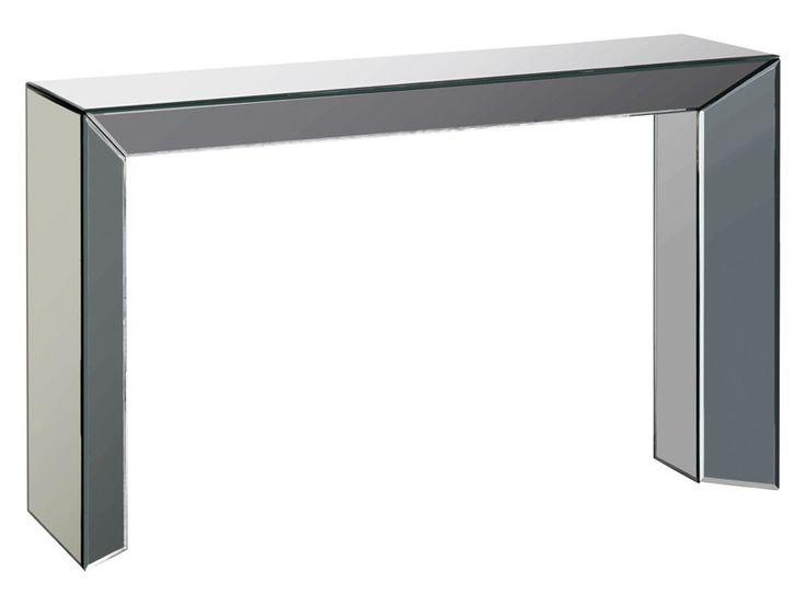 Ren-Wil Hannah Mirror Console Table TA027   Bathrooms Decor and More     Bathrooms Decor And More