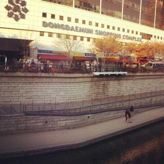 Dongdaemun, Seoul.