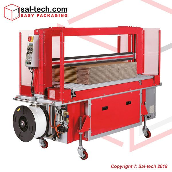 Sal-Tech Easy Packaging in partnered with Transpak Equipment Corp., are driven with its goal to provide quality corrugated strapping machines to meet the different and distinct demands in the market #CorrugatedStrappingMachines #StrappingMachines #SalTechEasyPackaging  Inquire now: Call +45 7027 2220 Skype: easy.packaging Email: support@sal-tech.com