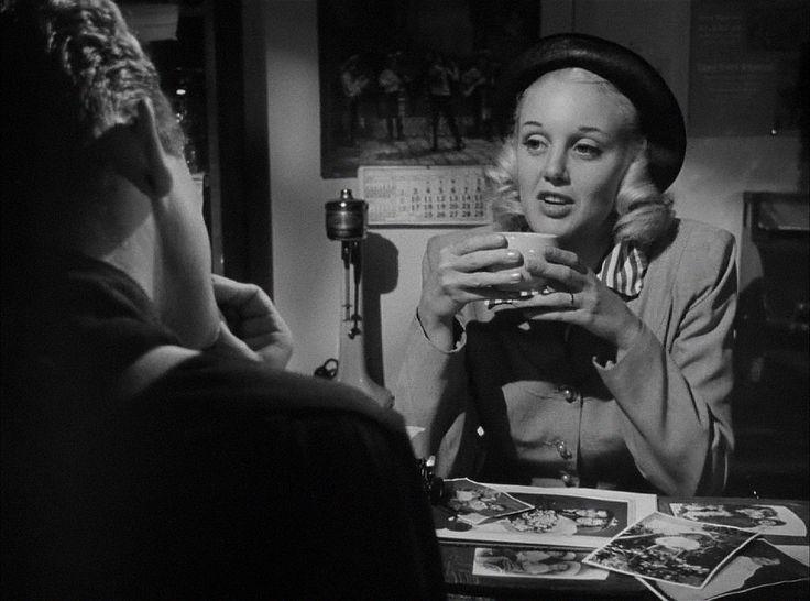Ace in the Hole (1951), Billy Wilder, Jan Sterling,
