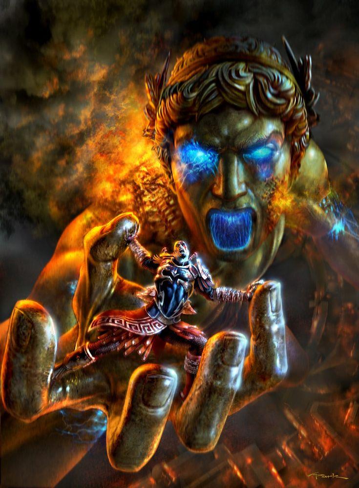 God of War II. El Coloso