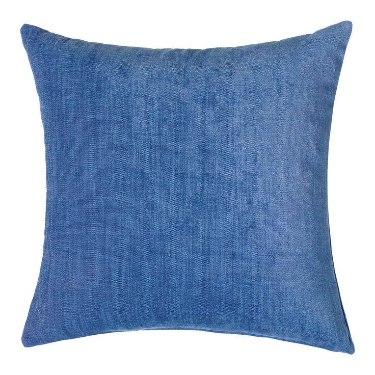 Regent Indigo Cushion | Temple & Webster