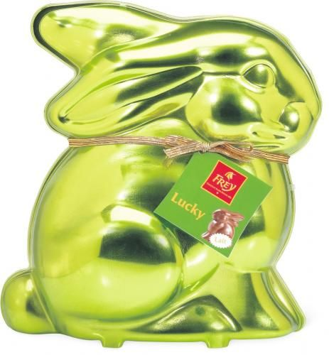 Chocolat Frey Osterhase Lucky #Ostern #Schokolade #easter #chocolate #bunny #packaging