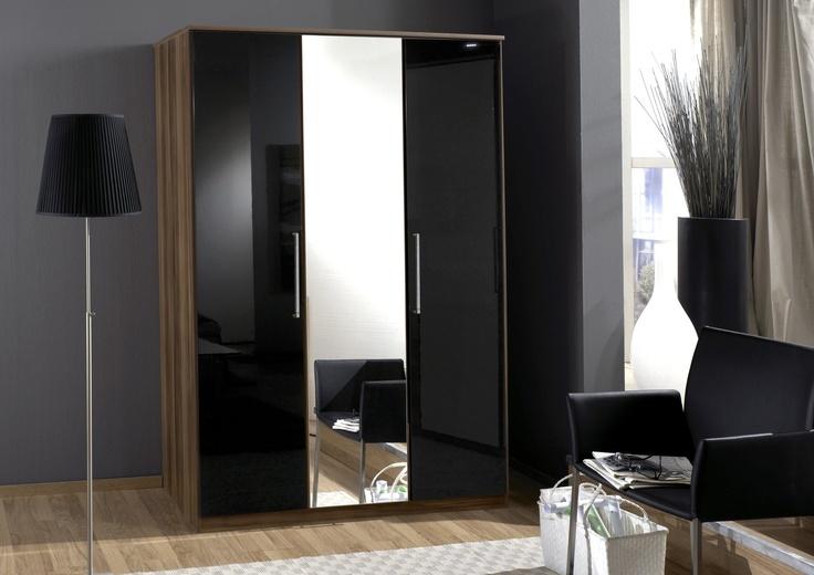 Siena 3 Door Wardrobe