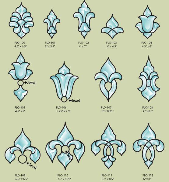 Transom Windows A Useful Design Element: 12 Best Beveled Clusters Images On Pinterest