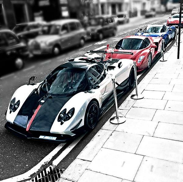 17 Best Images About Pagani Zonda Cinque Roadster On