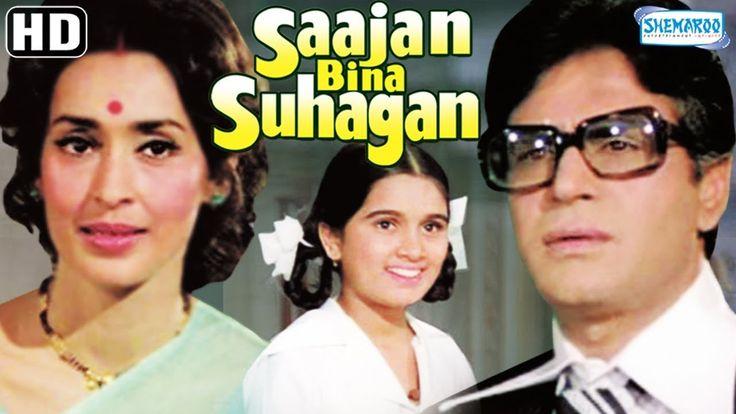 cool Sajan Bina Suhagan (HD) - Rajendra Kumar - Nutan - Vinod Mehra - Hindi Full Movie