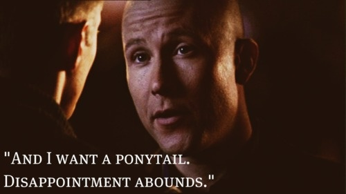 Smallville Quotes - Lex Luthor The show was never the same when he left!