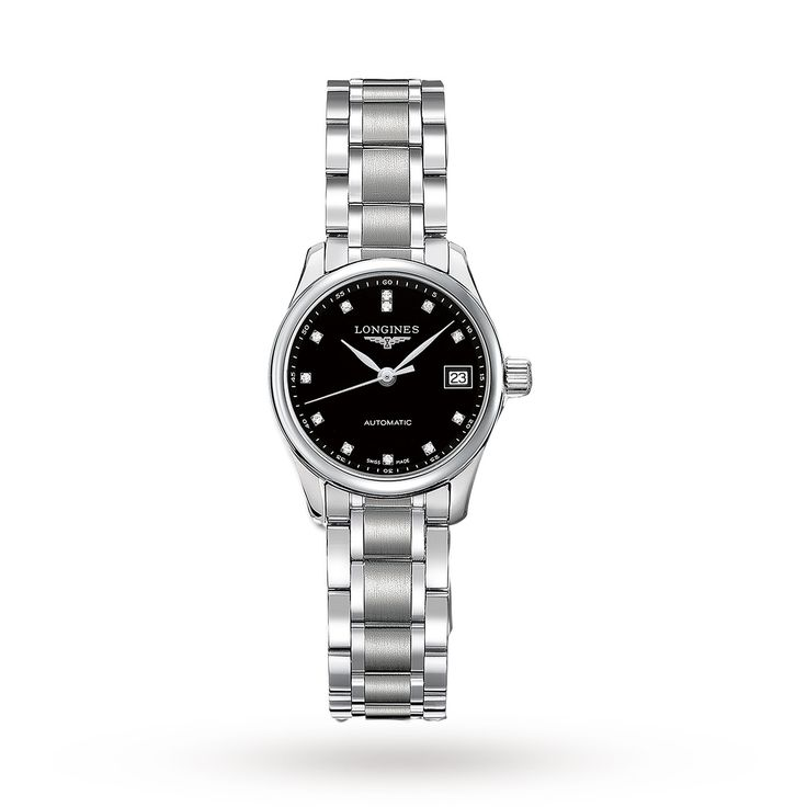 Longines Master Ladies Watch | Luxury Watches | Watches | Goldsmiths