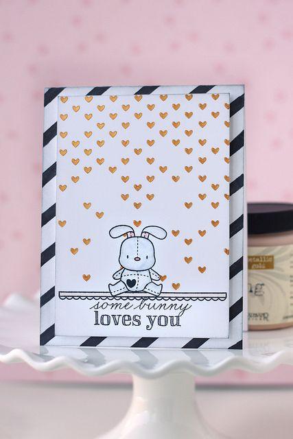 some bunny {Mama Elephant Stampede} by mom2sofia, via Flickr