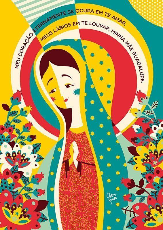 Nossa Senhora de Guadalupe Tepeyac, México. O indígena Juan Diego avista Virgem Maria e ela lhe faz um pedido: que na colina fosse…