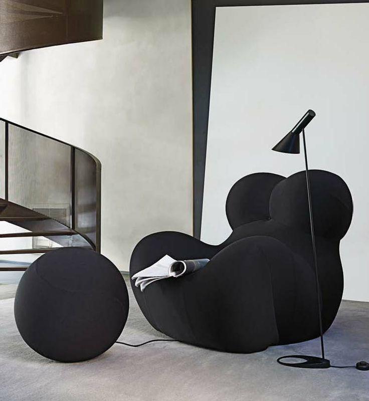 Les 10 meilleures images du tableau fauteuil sur pinterest for Fauteuil james eames