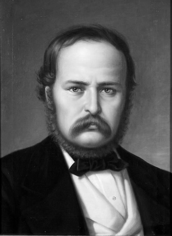 Mișu Popp – Portretul lui Andrei Muresanu