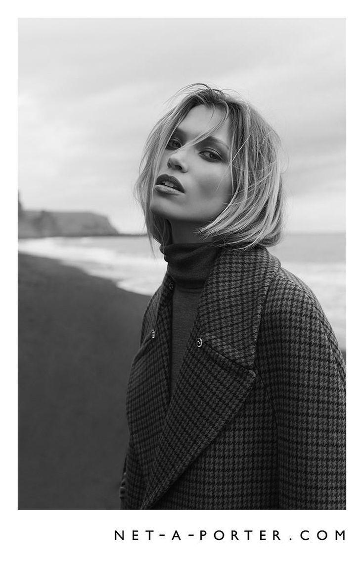 Net-A-Porter Fall 2015 (Net-A-Porter) Hans Neumann - Photographer Carmen Borgonovo - Fashion Editor/Stylist Nicolas Eldin - Hair Stylist Yacine Diallo - Makeup Artist