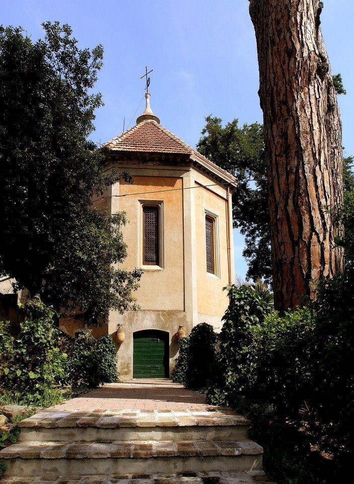 The Chapel - Relais Villa Giulia, Marche #wedding #destinazionemarche #sposi #matrimoni