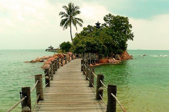Batam Island, Indonesia: visited once