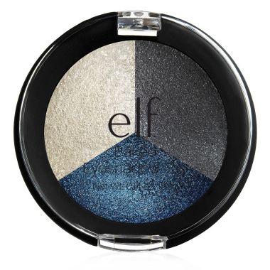 ELF Baked Eyeshadow Trio- Smokey Sea (7-16)