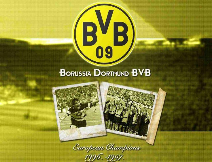 BVB Champions League Sieger