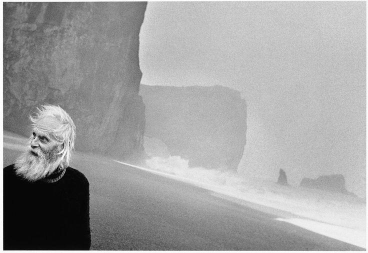 Gudjon Thorsteinsson, Garðakot, Icelandphoto by Ragnar Axelsson, Iceland series, 1995