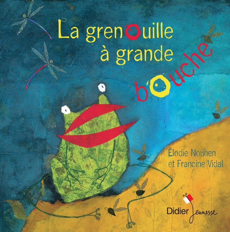 YOUTUBE!!! UNE MINE DE TRESORS! La grenouille à grande bouche, racontée par Francine Vidal