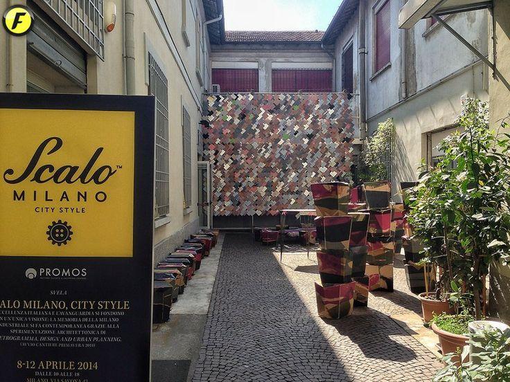 Scalo Milano City Style Fuorisalone 2014 #scalomilano