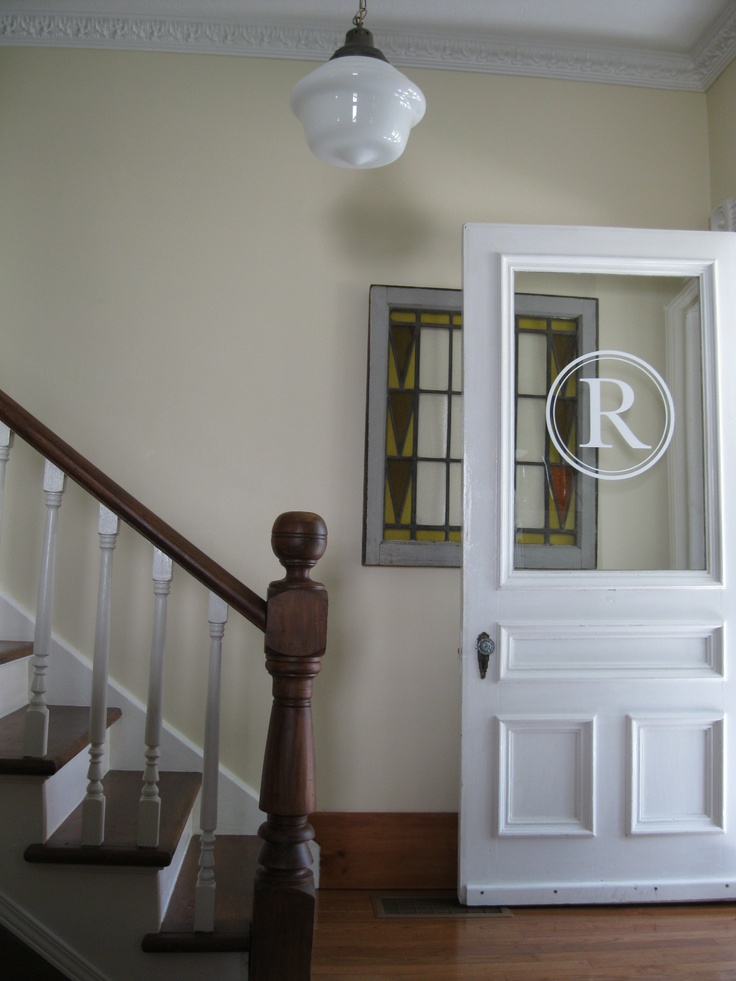 Front door monogram decal & 25+ unique Front door monogram ideas on Pinterest | Door monogram ... pezcame.com
