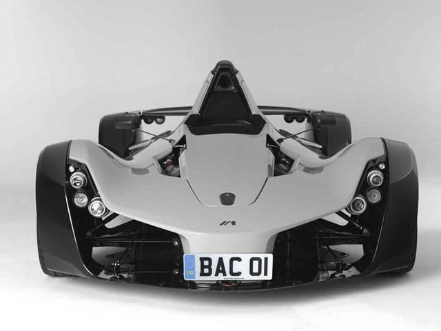 BAC Mono - street legal race car...