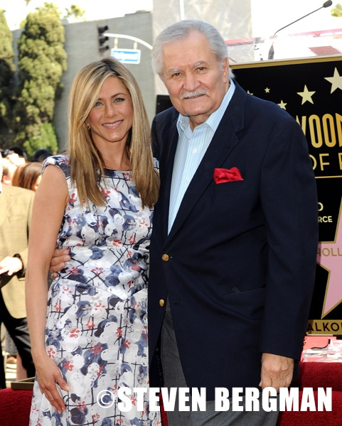 """Days of Our Lives' John Aniston on Daughter Jennifer's Engagement: """"It's The First I've Heard About It"""""""