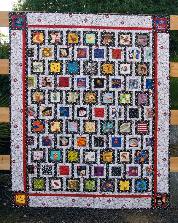 I Spy Quilt Pattern by countryfaces on Etsy https://www.etsy.com/listing/127795598/i-spy-quilt-pattern