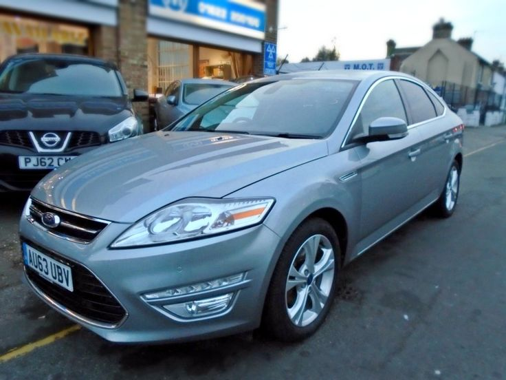 2013 Ford Mondeo Titanium X Business Edition | £8,794 | 52000 Miles | Diesel | Automatic | 2.0 L |
