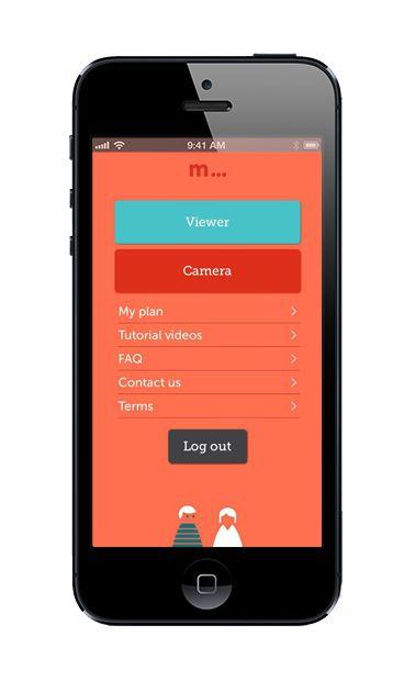 Manything — приложение, преобразующее iOS-устройства в камеру наблюдения. #сервис #ios