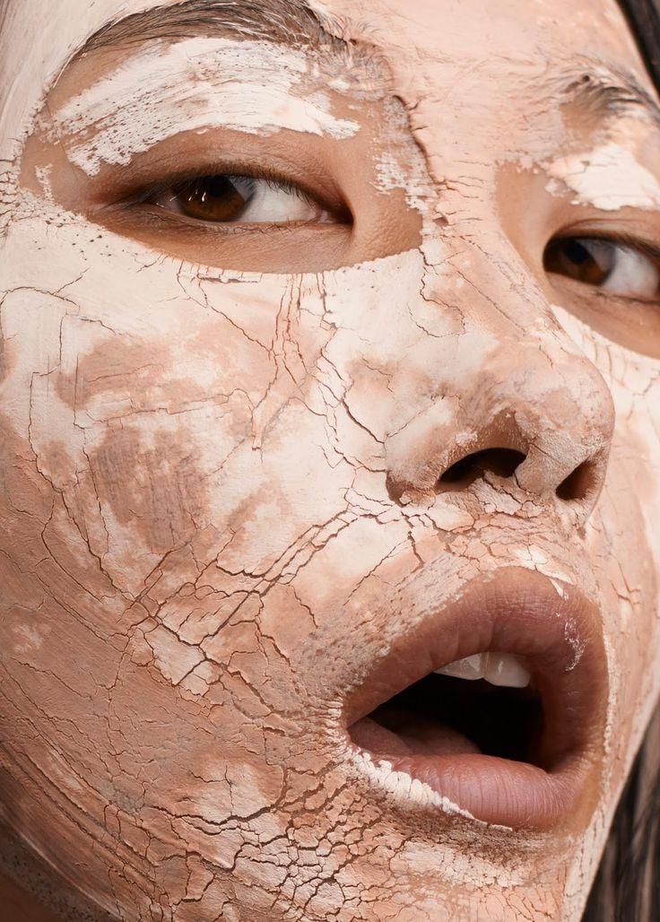 Mask Game Publication: Vogue China November 2016 Model: Ji Hye Park Photographer: Jem Mitchell Fashion Editor: Joanna Schlenzka Hair: Sam Hillerby Make Up: Maxine Leonard