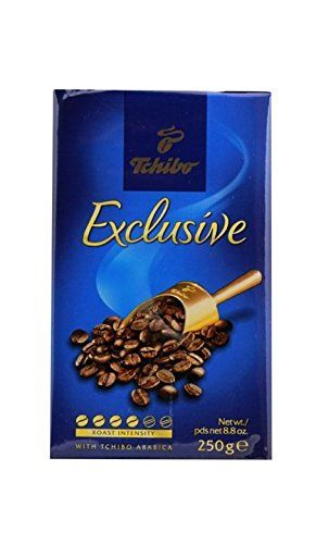 Tchibo Exclusive Coffee Premium Ground 88Ounce Vacuum Packs Pack of 4 -- Want additional info? Click on the image.