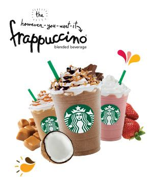 Flavor-note: welcome back #coconut crème frappuccino® #starbucks #blendedbeverages