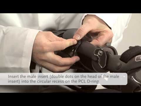 CTi® Knee Brace - Custom-Fit Modifications - YouTube