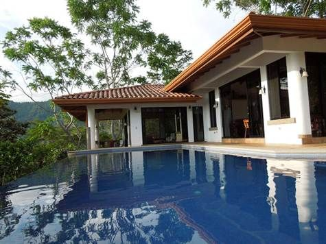 Homes for Rent/Lease in Lagunas, Dominical, Puntarenas $1,250 weekly