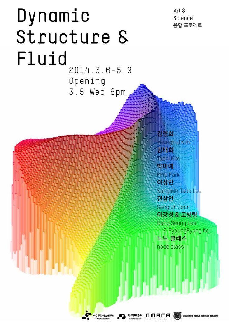 아르코미술관 홈페이지 - Dynamic Structure & Fluid