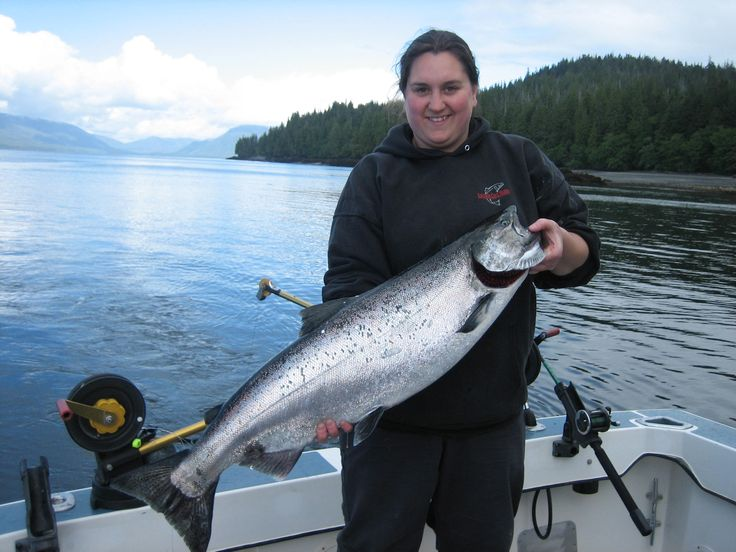 Sport fishing in ketchikan alaska king salmon halibut for King salmon fishing alaska