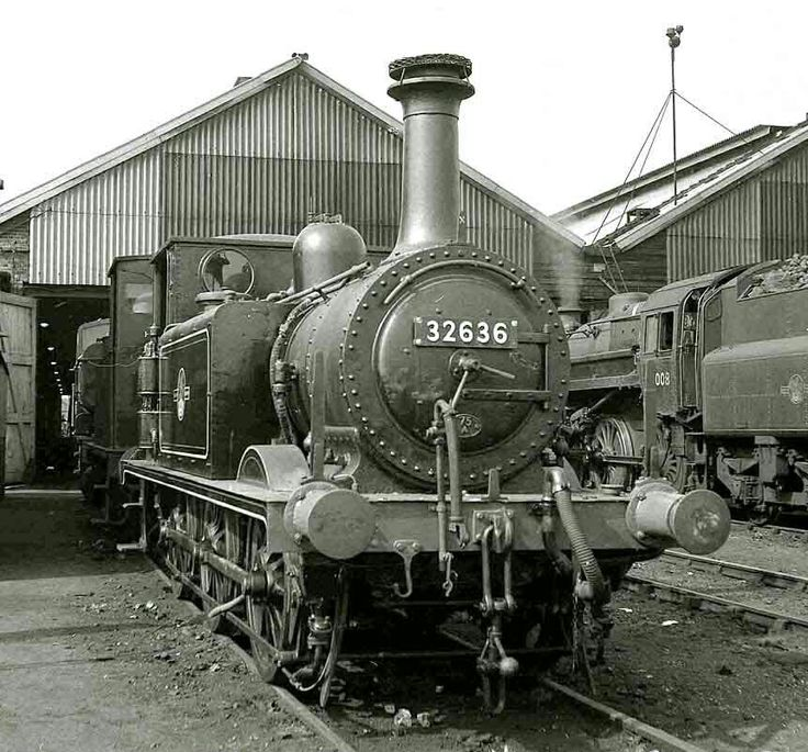 BR (Southern) (LB&SCR)  Stroudley A1X class  0-6-0T