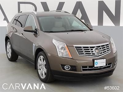 2015 Cadillac SRX SRX Premium Collection Brown 2015 SRX with 40221 Miles for sale at Carvana