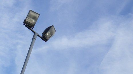 "Cumbria LED street lights to ""cut bills by £430,000 a year"". The installation of nearly 12,000 energy-efficient road lights is planned to save Cumbria up to £430,000 a year. The county council will invest £7.6m over three years replacing high-wattage street lights. It currently spends £3.7m on street lighting per year, of which £2m is spent on energy. The new lights are expected to reduce energy bills by £140,000 in 2014/15, £290,000 in 2015/16 and £430,000 a year by 2016/17."