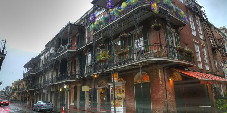 "How Debbie Galant beautifully discovered ""New Orleans is ageless,"" via @huffpost50"