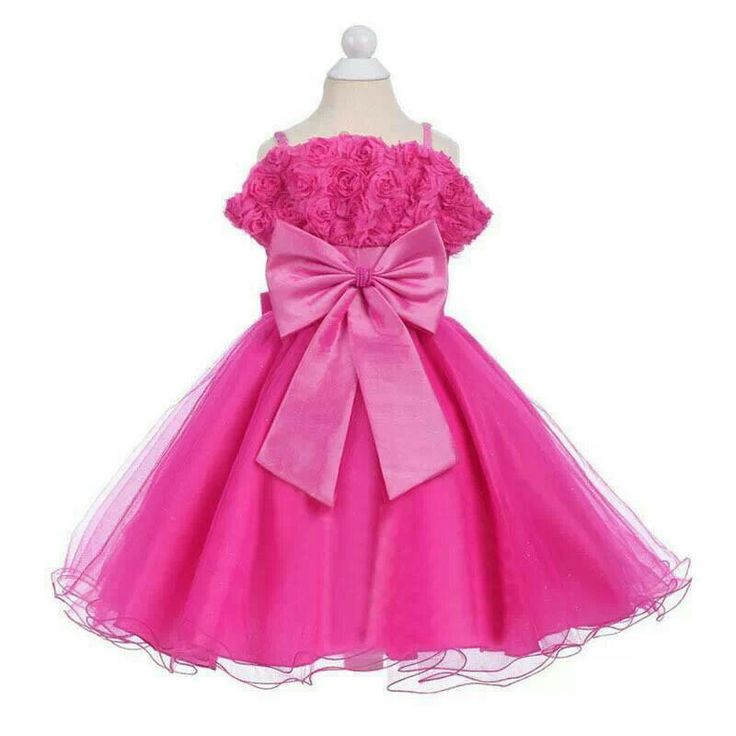 KODE : Hot Pink Ribbon Dress PRICE : Rp.210.000,- DETAIL SIZE (Lebar Dada,Pjg Baju) : 3thn : 30cm, 54cm 4thn : 32cm, 57cm 6thn : 33cm, 60cm 8thn : 34cm, 66cm 10thn : 36cm, 74cm 12thn : 40cm, 80cm Bahan bagus mewah banget High Quality, kombinasi tulle,satin  FOR ORDER : SMS/Whatsapp 087777111986 PIN BB 766a6420 FB : Mayorishop